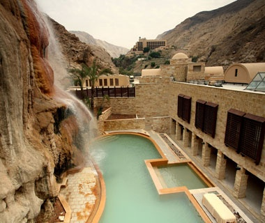 Evason Ma'In Hot Springs & Six Senses Spa, Ma'in, Jordan