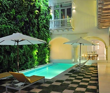 Tcherassi Hotel & Spa, Cartagena, Colombia