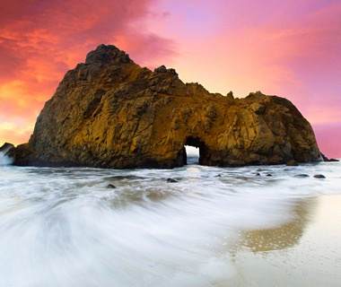 Pfeiffer Beach,Big Sur, CA