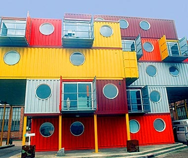 Container City II, London