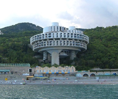 Druzhba Holiday Center, Yalta, Ukraine