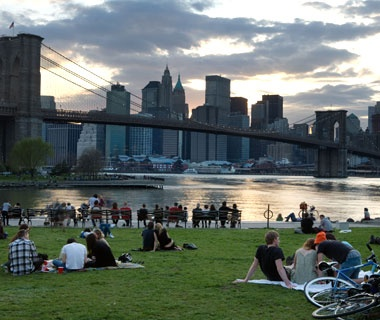 New York: Brooklyn Bridge Park