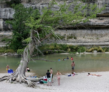 Texas: Guadalupe River