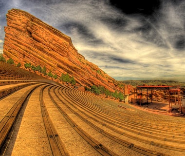 Colorado: Red Rocks Park & Amphitheatre