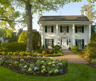 #71Fearrington House Country Inn (92.47) Pittsboro, North Carolina