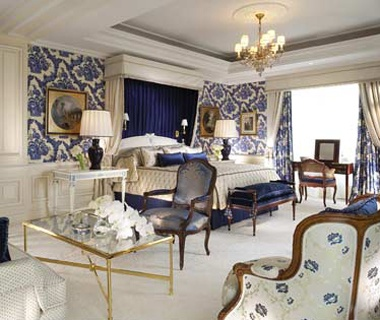 #61Four Seasons Hotel George V (92.76)Paris