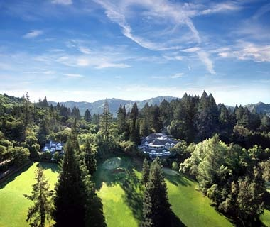 #24 Meadowood Napa Valley (91.67)St. Helena, California