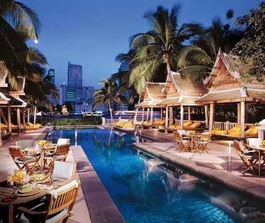 #7The Peninsula Bangkok (95.69)