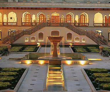 #35Rambagh Palace (93.60) Jaipur, India