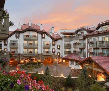 #13 Sonnenalp Resort of Vail (92.52)Colorado