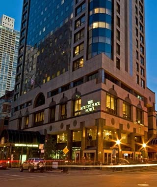 #76Sutton Place Hotel (92.27) *$Chicago