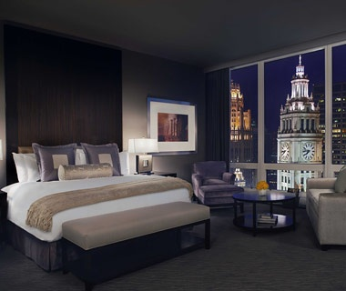 #3 Trump International Hotel &Tower (94.32) *Chicago