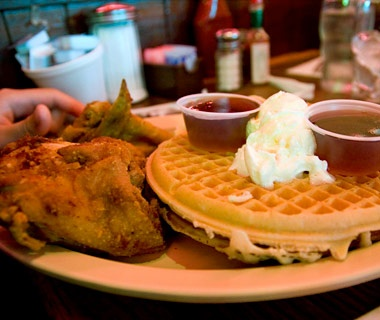 Roscoe'sHouse of Chicken, Los Angeles