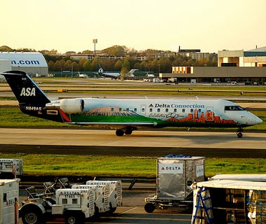 No. 7: Atlantic Southeast Airlines