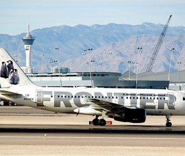 No. 15: Frontier Airlines