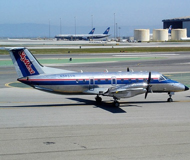 No. 6: SkyWest Airlines