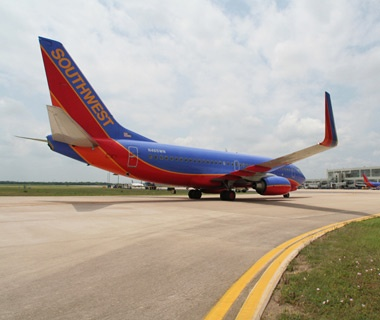 No. 12: Southwest Airlines