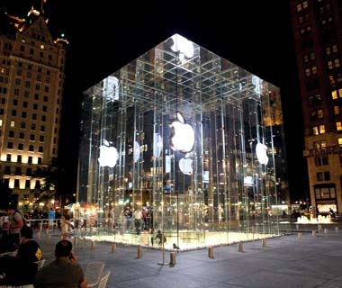 Fifth Avenue Apple Store, New York