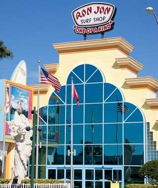Ron Jon Surf Shop, Cocoa Beach, FL