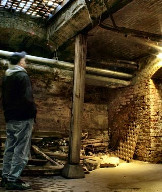 Seattle: Underground Tunnels