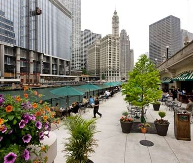 Chicago Riverwalk, Chicago