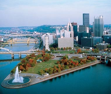 Three Rivers Heritage Trail, Pittsburgh
