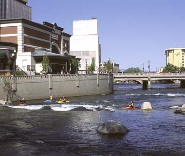 Reno Riverwalk, Reno, NV