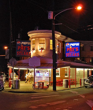 Pat's King of Steaks, Philadelphia