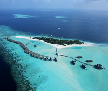 No. 9: Maldives