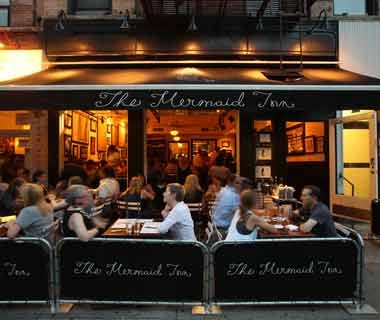 Mermaid Inn, New York City