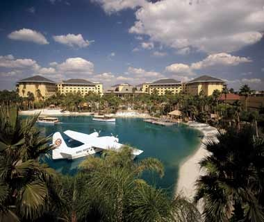 #49 Loews Royal Pacific Resort at Universal OrlandoFlorida