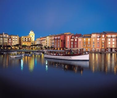 #21 Loews Portofino Bay Hotel at Universal OrlandoFlorida