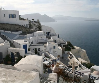 No. 6: Santorini, Greece