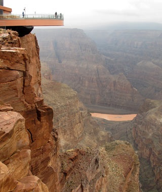 Grand Canyon Skywalk, Arizona