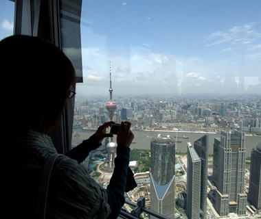 Jin Mao Tower,Shanghai