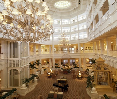 #16 Disney's Grand Floridian Resort & SpaLake Buena Vista, Florida