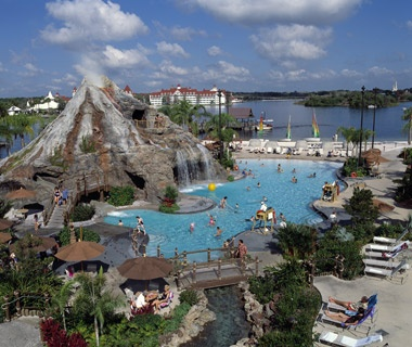 #14 Disney's Polynesian ResortLake Buena Vista, Florida