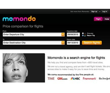 Find Bargain Fares in Europe: Momondo.com
