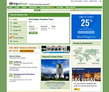 Find Out What a Hotel is Really Like: TripAdvisor.com