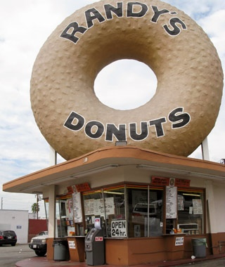 Randy's Donuts, Los Angeles