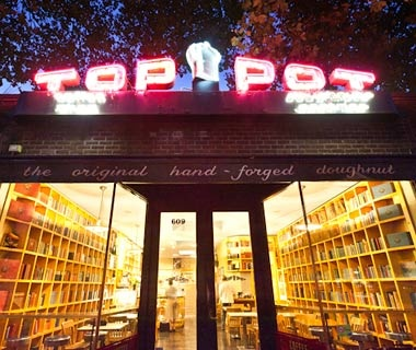Top Pot Doughnuts, Seattle