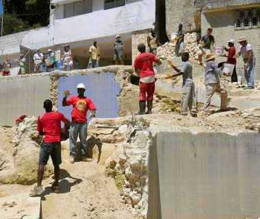 Haiti: Help Heal a Nation