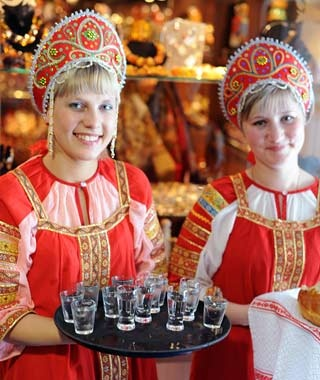 Russia: Glimpse the Imperial Past