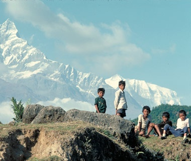 Nepal: Finding the Character of the Country