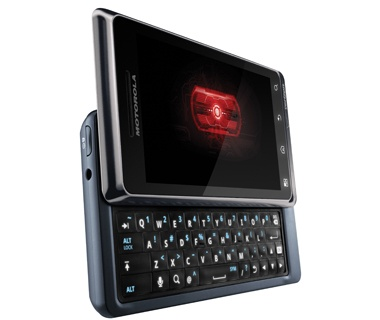 Droid2 by Motorola