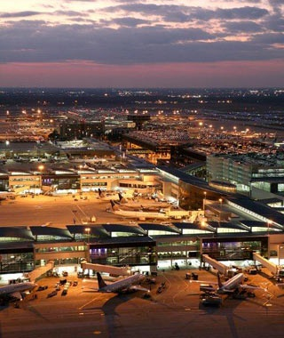 10 Best No. 9 Houston: George Bush Intercontinental Airport (IAH)