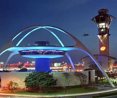 10 Best No. 6 Los Angeles International Airport (LAX)