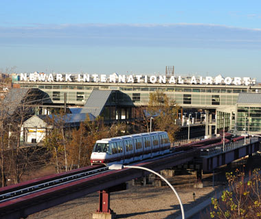 10 Worst No. 4 Newark Liberty International Airport (EWR)