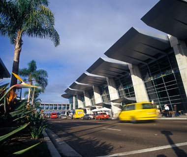 10 Best No. 5 San Diego International Airport (SAN)