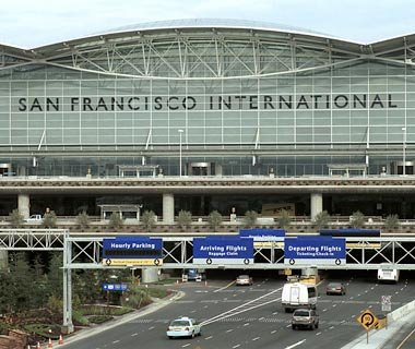 10 Worst No. 6 San Francisco International Airport (SFO)